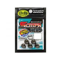 Jig head Decoy DS-13 Switch Head 7g