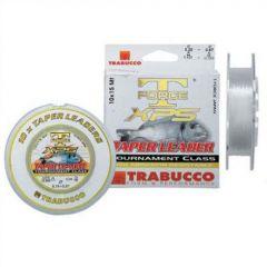 Fir monofilament conic Trabucco XPS Taper Leader 0.18mm-0.57mm Rola 10buc.