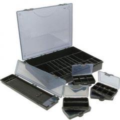 Cutie NGT Tackle Box System pentru accesorii 7+1
