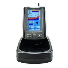 Sonar pescuit color cu GPS si Compas pentru navomodele - TOSLON TF 640