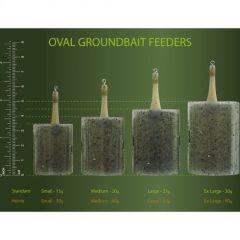 Drennan Groundbait Feeder Standard M, 30g