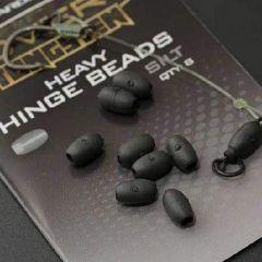 Gardner Covert Tungsten Heavy Hinge Beads Silt