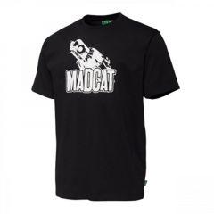 Tricou maneca scurta Madcat Clonk Teaser Black Caviar, marimea L