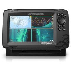 lowrance hook reveal 7 tripleshot