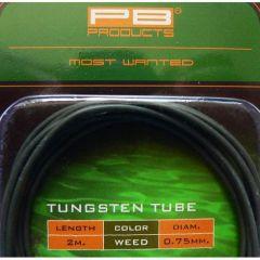 PB Sinking Rig Tube 0.75mm/2m - Weed