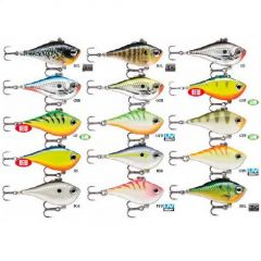 Vobler Rapala Ultra Light Rippin Rap 4cm/5g PDS