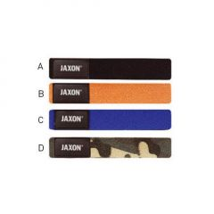 Banda fixare lansete Jaxon 15-20cm Black