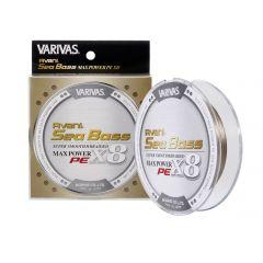 Fir Textil Varivas Avani Sea Bass Max Power PE X8 Status Gold #0.8/16.7lb/150m