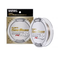 Fir Textil Varivas Avani Sea Bass Max Power PE X8 Status Gold #1.2/24.1lb/150m
