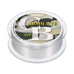 Fir monofilament Varivas Absolute CB 0.37mm/20lb/100m