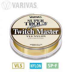 Fir monofilament Varivas Super Trout Twitch Master Gold 0.128mm/3lb/100m