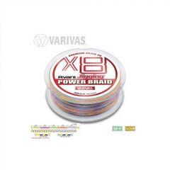 Fir textil Varivas Avani Jigging Power Braid PE X8 31lb/200m