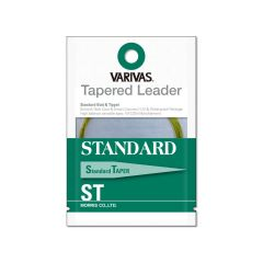Fly Leader Varivas Tapered Leader Standard ST 3X 9ft
