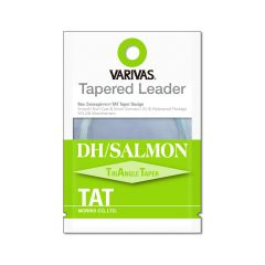 Fly Leader Varivas Tapered Leader DH Salmon TAT 2X 18ft