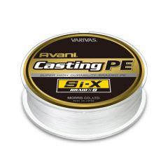 Fir textil Varivas Avani Casting PE Si-X 0.37mm/80lb/300m