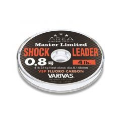 Fir fluorocarbon Varivas Super Trout Area Shockleader VSP 0.148mm/4lb/30m
