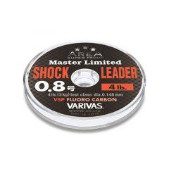 Fir fluorocarbon Varivas Super Trout Area Shockleader VSP 0.165mm/5lb/30m