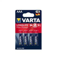 Baterii Varta Long Lige Max Power LR03 1.5V