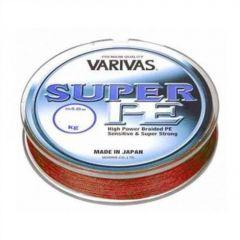 Fir Textil Varivas Super PE Strike Red 0,28mm/20kg/135m
