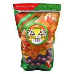 Boilies WLC Carp Solubil Red Squid Tournament 20mm