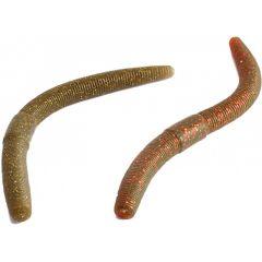 Worm Rapture Wacky Worm 12.5cm, culoare Smoke