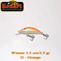 Vobler Kenart Winner F 3cm, culoare O