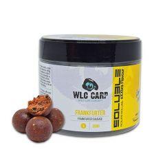 Boilies solubil pentru carlig WLC Carp Extra Flavour Frankfurter 20mm