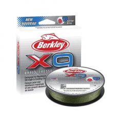 Fir textil Berkley X9 Low Vis Green 0.10mm/3.6kg/150m