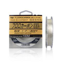 Fir fluorocarbon YGK Hariss Special 0.285mm/12lb/100m