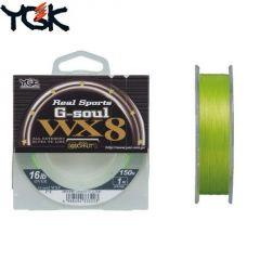 Fir textil YGK RS G-Soul WX8 1.5/11.34kg/150m