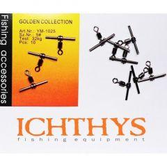 Varteje Ichthys T cu tub Nr.5/32kg