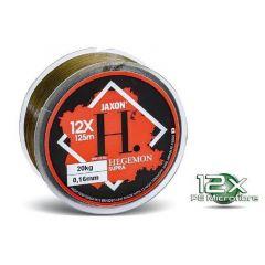 Fir textil Jaxon Hegemon 12X Supra Dark Olive 0.18mm/24kg/125m