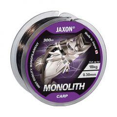 Fir monofilament Jaxon Monolith Carp 0.30mm/18kg/300m