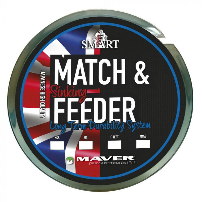 Fir monofilament Maver Smart Match & Feeder Sinking