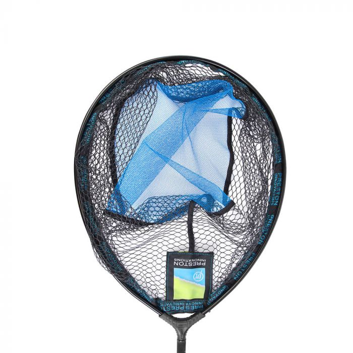 Cap minciog Preston Latex Match Landing Net 45cm
